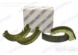 Колодки тормозные 2101-2107, 2121-21214, 2123 задние (металл 4 мм) СТ (к-кт 4 шт) ПТИМАШ