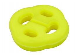 Подушка подвески глушителя 1117, 1118, 1119 (пряник) полиуретан желтый