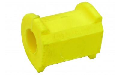 Втулка стабилизатора 1117, 1118, 1119 переднего полиуретан желтый