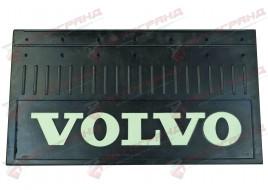 Брызговик с надписью Volvo 645x350mm