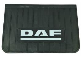 Брызговик с надписью DAF 580x400 мм (1 штука)