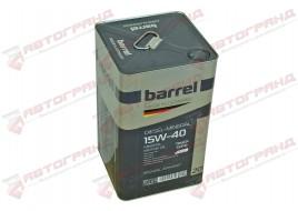 Олива двигуна 15W40 SHPD 20L E2/4 BARREL GERMANY TOTAL 7400