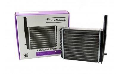 Радиатор отопителя 2110, 2111, 2112 (после 2004 года), 2170 (радиатор печки) ПТИМАШ