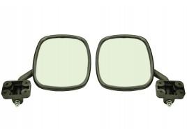 Зеркало заднего вида 452 (Полулюкс) пластиковый корпус (к-кт 2 шт) Киров
