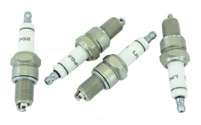 Свечи зажигания газовые 2101-2107, ЗАЗ 1102 LPG2 карбюраторные (эл. зажигание) (к-кт 4 шт) Энгельс