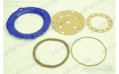 Ремкомплект УАЗ 3160, 3163 поворотного кулака (сальник, войлок, пружина, прокладка) (полиуретан) ПТП