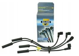 Провода высоковольтные 2110-2112, 2113-2115  (инжек. 8 кл. 1.5) силикон (бронепровода) SLON