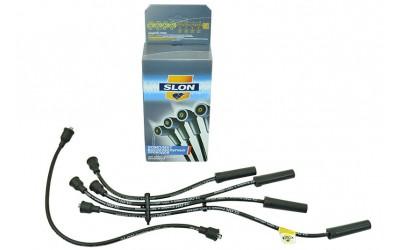 Провода высоковольтные 2101-2107 силикон (бронепровода) SLON