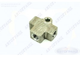 Тройник тормозной 2101-2107, 2121-21214 алюминий АвтоВАЗ