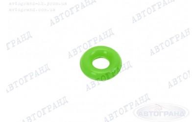 Кольцо форсунки ГАЗ 3302 Бизнес (УМЗ 4216 ЕВРО 4 дв) (зеленый) силикон (широкое) ПТП