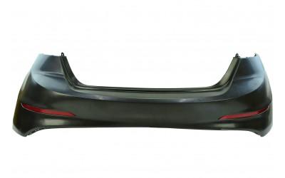 Бампер задний Hyundai Elantra 6 AD (2016-2018)