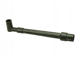 Наконечник свечной ГАЗ 3302 (ЗМЗ 405, 406 дв) (Черный) ЛУЧ Арзамас