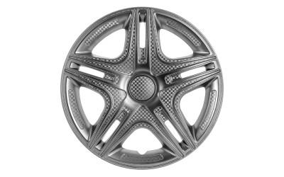 Колпак колесный Дакар (карбон) R14 (к-кт 4 шт) STAR