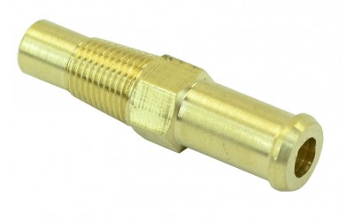 Штуцер подачи газа в карбюратор D10/L42 мм (конусная) стандарт ATP