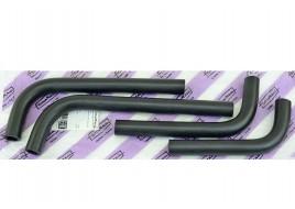 Патрубки системы отопителя ГАЗ 3302 (402 дв) (патрубки печки) (к-кт 4 шт) ПТИМАШ