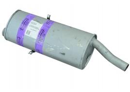 Глушитель основной 2104 инжектор (закатной) ПТИМАШ
