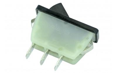 Кнопка включения вентилятора отопителя 2105, 2121 (3 конт.) Зубова Поляна