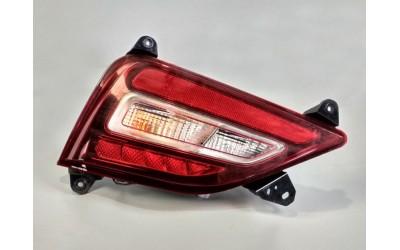 Фонарь заднего бампера левый Hyundai Santa Fe 4 2.2 D (92405-S1100) (2018-нв) оригинал б/у