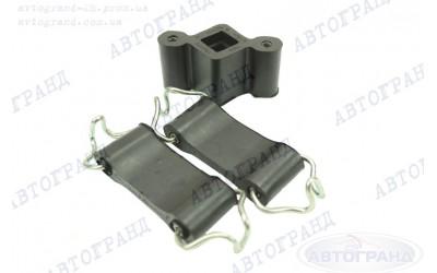 Ремкомплект подвески глушителя 2101-2107 (крючок ромбик) (к-кт 3 шт) ПТИМАШ
