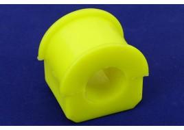 Втулка стабилизатора 2123 наружная полиуретан желтый