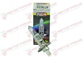 Лампа освещения H1 24V 70W P14.5S (пр-во PULSO)