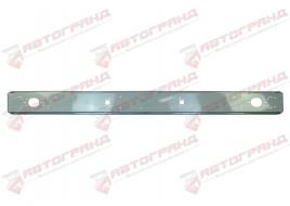 Бампер прицеп 2400 мм (серый)
