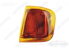 Указатель поворота ГАЗ 3302, 3110, 31029 левый желтый АВТОГРАНД