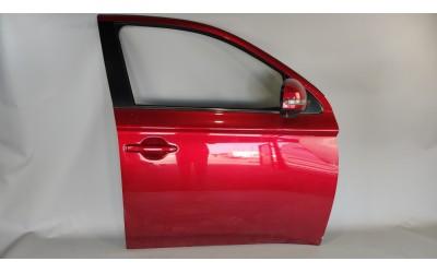Дверь Mitsubishi Outlander 3 PHEV 2.4 G передняя правая в сборе (5700B860) (2013-нв) оригинал б/у