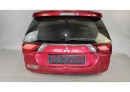 Крышка багажника Mitsubishi Outlander 3 PHEV 2.4 G в сборе (5801C346) (2013-нв) оригинал б/у