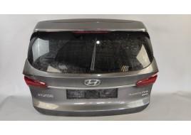 Крышка багажника Hyundai Santa Fe 4 2.2 D под электропривод (72800S1120) (2018-нв) оригинал б/у