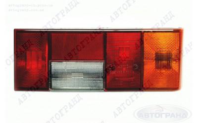 Корпус фонаря 2108, 2109, 21099, 2113, 2114 правый желтый поворот без платы (аналог ДЗС) ТехАвтоСвет