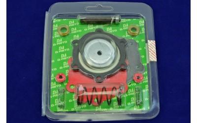 Ремкомплект насоса топливного 2101-2107, 2108-21099, 1102, 412 3 пружины, 3 диафрагмы ДААЗ
