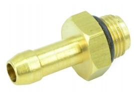 Штуцер калибровочный к форсункам (дюза, жиклер) VALTEK 1.5 мм для шланга 5мм