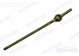 Шарнир кулака поворотного УАЗ-3151, 3741 левый старый образец (сепаратор)