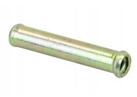 Переходник (прямой) шлангов отопителя (D10х10) металл