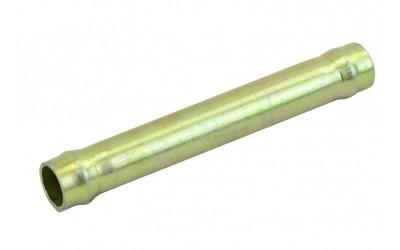 Переходник (прямой) шлангов отопителя (D 8х8) металл