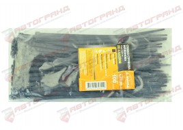 Хомут стяжной пластиковый L200MM H4.6MM черный