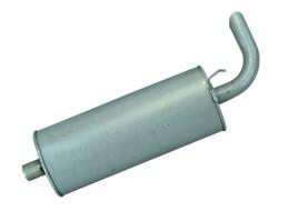 Глушитель основной 2123 новый образец ПТИМАШ