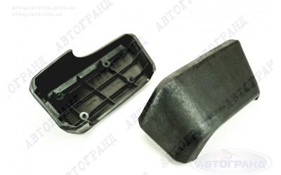 Накладка бампера 2121 передние клыки (к-кт 2 шт)
