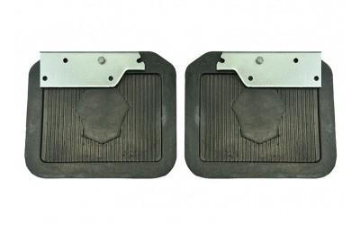 Брызговики 31029 задний (старый образец) (к-кт 2 шт) с креплением Иваново