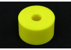 Втулка стабилизатора ГАЗ 2217 полиуретан желтый