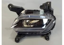 Фара противотуманная правая LED Hyundai Santa Fe 4 2.2 D с кроншт (92202-S1000) (2018-нв) ориг б/у