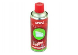 Смазка силиконовая спрей 400 мл VOIN