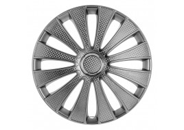 Колпак колесный GMK (карбон) R15 (к-кт 4 шт) STAR