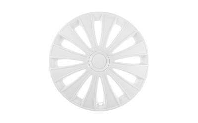 Колпак колесный GMK белый (карбон) R13 (к-кт 4 шт) STAR