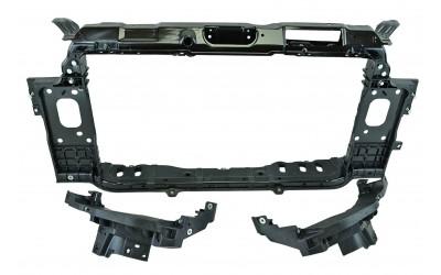 Панель передняя (суппорт радиатора) Hyundai Elantra 5 MD (2013-2016) рестайлинг