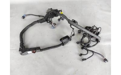 Проводка двигателя Hyundai Santa Fe 4 2.2 D (2018-нв) 21 контакт оригинал б/у