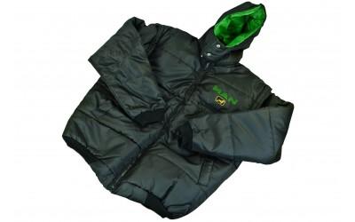 Куртка жилет с капюшоном MAN XXL (новая, черная)