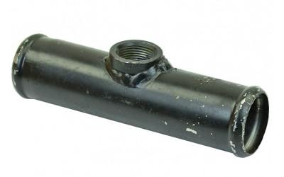 Трубка радиатора соединительная ГАЗ 3110 (ЗМЗ 402,406 дв) под ТМ-108 (средний) 150mm