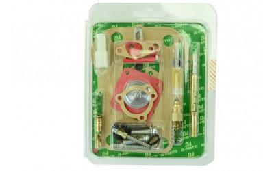 Ремкомплект карбюратора 2105 с красной диафрагмой (блистер) ДААЗ